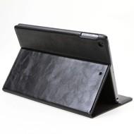 Apple iPad Pro 10.5 inch (2017) Tablethoes Pu Leder Beschermhoes Zwart