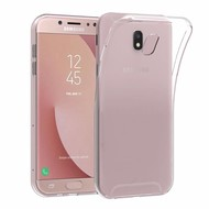 Transparant TPU Siliconen Hoesje voor Samsung Galaxy J7 2017
