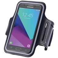 Zwart Sportarmband Hardloopband Telefoonhoesje Samsung Galaxy J7 2017