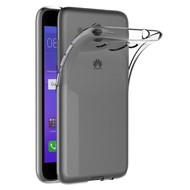 Transparant TPU Siliconen Case Hoesje voor Huawei Y3 2017