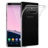 Transparant TPU Siliconen Case Hoesje voor Samsung Galaxy Note8