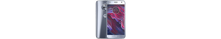Motorola Moto X4 hoesjes