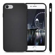 Zwart TPU Siliconen Hoesje voor de iPhone 8