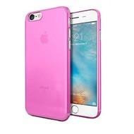 Roze Transparant TPU Hoesje voor de iPhone 8