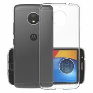 Transparant TPU Siliconen Hoesje voor Motorola Moto E4