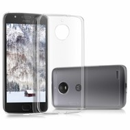 Transparant TPU Siliconen Hoesje voor Motorola Moto E4 Plus