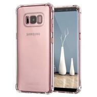 Transparant TPU Hoesje met versterkte randen voor Samsung Galaxy S8 Plus