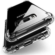 Transparant TPU Hoesje met versterkte randen voor Samsung Galaxy S8