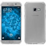 Transparant TPU Hoesje met versterkte randen voor Samsung Galaxy A3 2017
