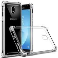 Transparant TPU Hoesje met versterkte randen voor Samsung Galaxy J3 2017