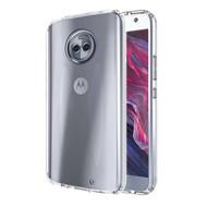 Transparant TPU Siliconen Case Hoesje voor Motorola Moto X4