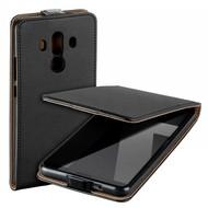 Zwart eco flipcase cover voor Huawei Mate 10 Pro
