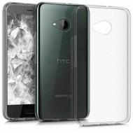 Transparant TPU Hoesje voor HTC U11 Life