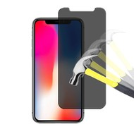 Privacy Glazen Screenprotector / Anti Spy Tempered Glass voor Apple iPhone X