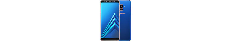Samsung Galaxy A8 Plus 2018 Hoesjes