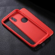 360° Full Body Protection Softcase Tpu Hoesje voor iPhone X - Rood