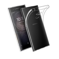 Transparant TPU Hoesje voor Sony Xperia XA2 Ultra