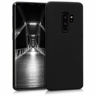 Zwart TPU Hoesje voor Samsung Galaxy S9 Plus