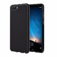 Zwart TPU Hoesje voor Huawei Honor View 10