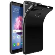 Zwart TPU Hoesje voor Huawei P smart