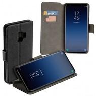 Zwart Y Wallet Bookcase voor Samsung Galaxy S9