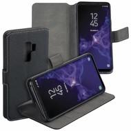 Zwart Y Wallet Bookcase voor Samsung Galaxy S9 Plus