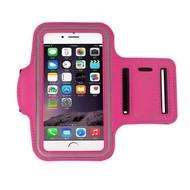 Roze Sportarmband Hardloopband voor HTC Desire 12