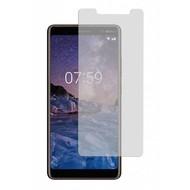 Tempered Glass / Glazen Screenprotector voor Nokia 7 Plus