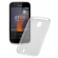 Transparant Ultra Slim TPU Case Hoesje voor Nokia 1