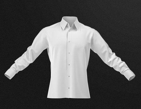 Heren overhemd ontwerpen