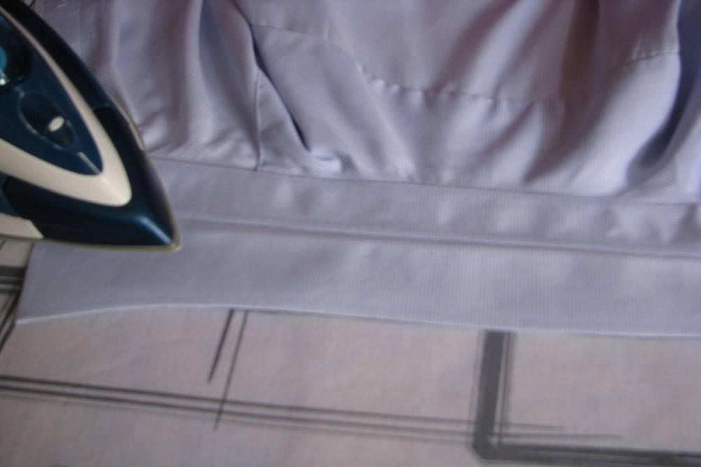 Wassen en onderhouden van een overhemd