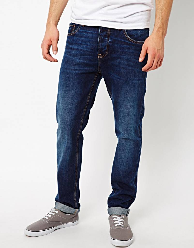 Slim jeans blue