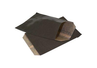 Papieren Kraft zakjes á 1000 stuks zwart