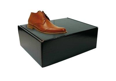 Verzenddoos schoenen Zwart