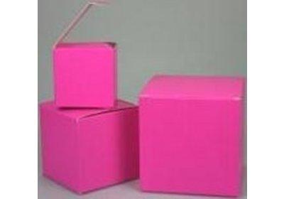 Kubusdoosje pink SALE