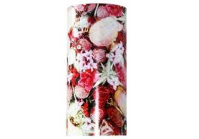 Kadopapier 30 cm 200 meter kerst versiering