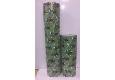 Kadopapier 30/50 cm 100 meter kerstmis Dennenboom