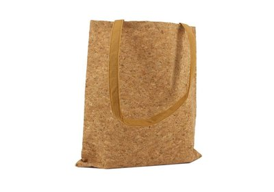 Kurk Eco draagtas bruin