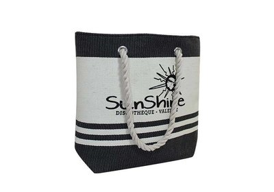 Luxe sailor bag bedrukt met uw logo ca.10 werkdagen 12.2