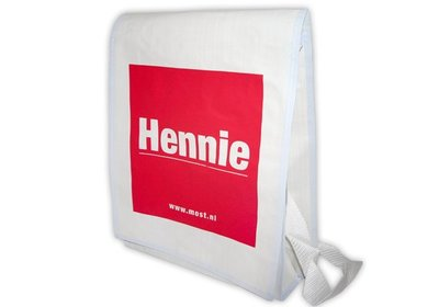PP Woven schoudertas bedrukt met uw logo ca.10 werkdagen 5.2
