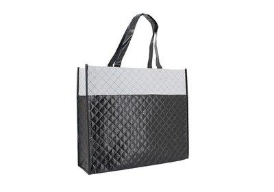 Non Woven luxe shopper bedrukt met uw logo ca.10 werkdagen 9.12