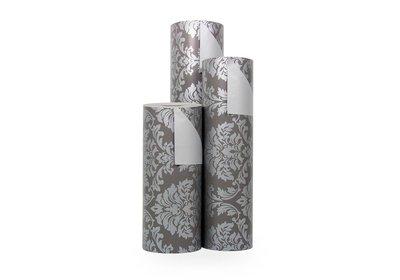Kadopapier 30/50 cm 200 meter dubbelzijdig bloem