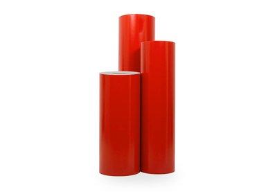 Kadopapier 30/50 cm 200 meter rood