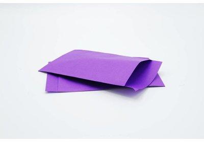 Luxe Accessoires zakje á 250 stuks lila Kraft