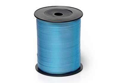Krullint 10mm 250m ocean blue