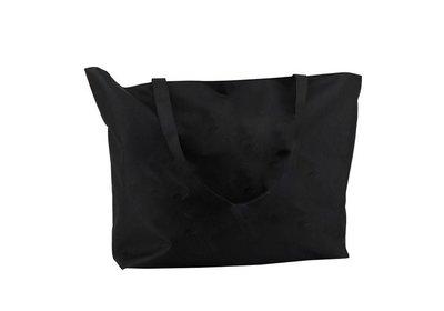 XXL Shopping Bag zwart € 3,75 per stuk verpakt á 25 stuks