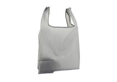 Polyester Shop-in-Bag Grijs