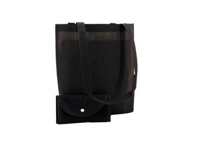 Non Woven Shop-in-Bag Zwart