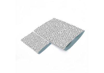 Luxe Karft zakjes Black dots á 250 stuks
