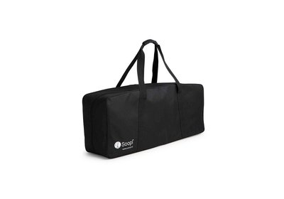 Soopl Fashion Trolley Bag per stuk